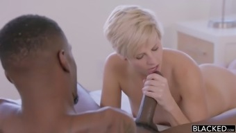 [blacked] makenna blue - how to train a housewife