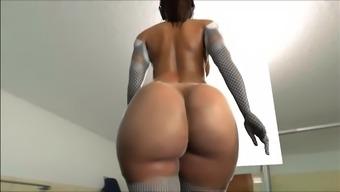 Big Ass walk running machine quickly!