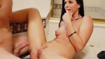 Pretty Step Mom India Summer dreams about my cock