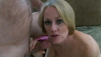 Melanie Skyy-Deep Cum Injection