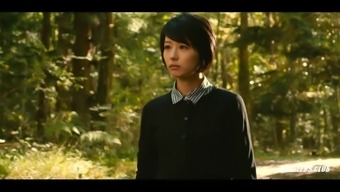 Hitomi Nakatani in Wet Woman in The Wind