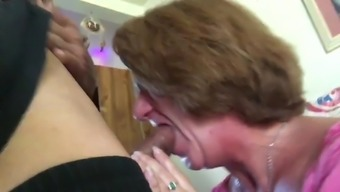 Friends mom sucks dick