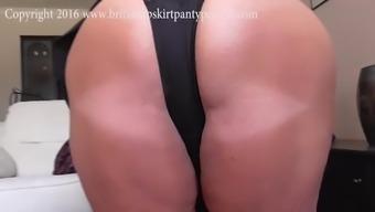 British mature panties Close up P.O.V. volume 1