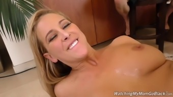 fucked up step relations lead him to watch stepmom and stepsis fuck mandingo
