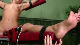Czech Orgasm - Horny Jessica Bee loves dildo (2011) Jessica Bee