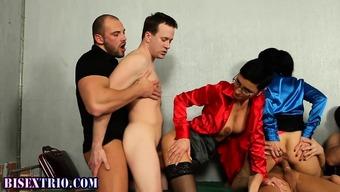 Bi prisoner spitroasted