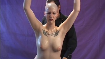 Shaved Submissive