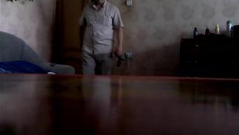 papa se tape la voisine en cam cachee