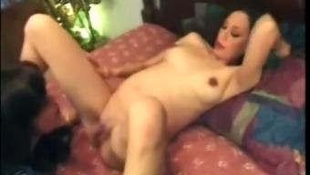 Nasty Pregnant Lesbian Slut Gets Her Cunt Licked And Fingered