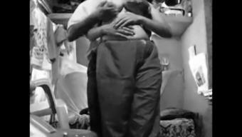 Desi bhabhi fucking with young guy