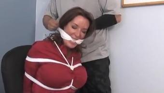 bondage in office