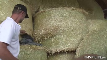 Chubby Farmer German Granny