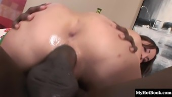 Amber Rayne is a warrior of the dick