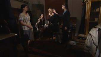 Storia di un Bordello. Film Italiano. 1.
