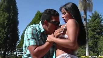RealityKings - Mike in Brazil - White Hot