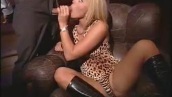 blond italian pornstar loves huge cock