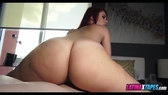 Redhead Latina Girlfriend