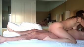cheating milf hotel hookup