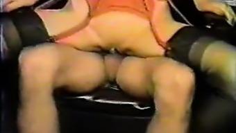 Asian slut Kalina Ryu fingering and sloppy blowjob