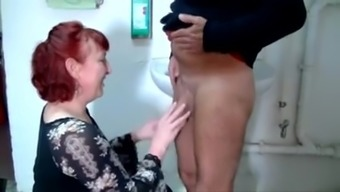 German housewife and the plumber Hardcore Sex