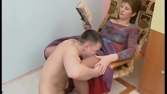 RUSSIAN MATURE MARGARET 05