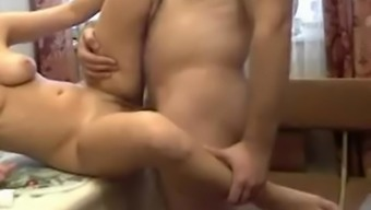 Cheat In Front of Drunk Cuckold