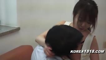 Korean porn HOT Korean Boss Lady