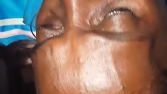 Black Granny Head