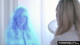 PORNFIDELITY Brandi Love Fulfills Her Taboo Fantasy