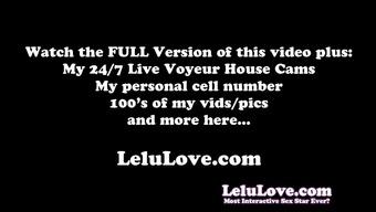 Lelu Love- PODCAST: How Pregnancy Sex Differs Plus Live Blow