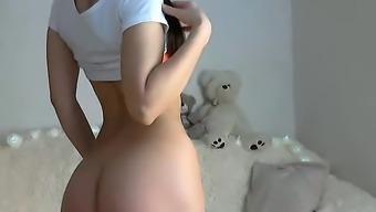 Webcam Emo Striptease Bendover