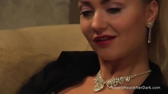 Mistress And Handmaiden: Madame Can't Keep Her Hands Away