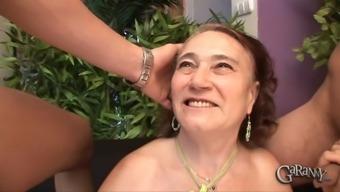 Imrene is a mature woman who enjoys a hardcore threesome