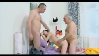 SB3 Grandpa Ive Never Had Sex And What Woul Daddy Say !