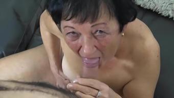 He fucks granny!