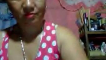 Mini Boobs flash of Elvie M filipina