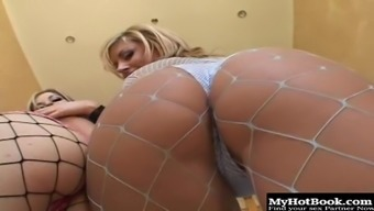 Only Cum Fart Cocktails can bring you extreme hardcore like this Haley Scott