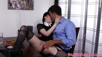 Smalltit alt beauty gets anally drilled