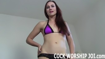 you need to learn how to take a really big cock joi