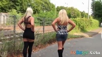 B i Jenny& Texas Patti - Auf dem Strassenstrich