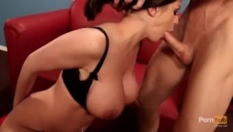 Described Video - Handy Tanner Fucks Aunt Fuck on Air Full Holes Parody 1