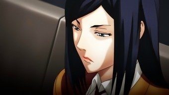 Prison school (kangoku gakuen) anime uncensored #5 (2015)