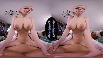 Blonde pov sex