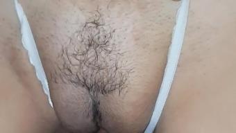 POV crotchless big pussy