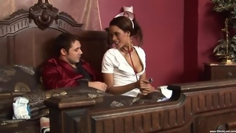role play with Keisha Kane is something that her friend can't forget