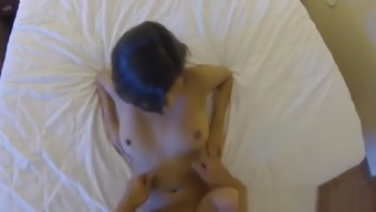 Alluring beauty pickedup and pounded in pov