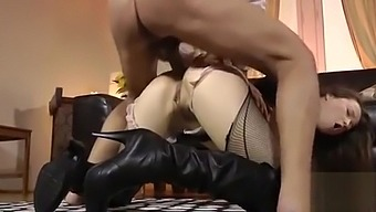 Charming floosy April Blue fucked in cunt