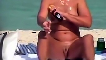 Nude Beach - Don't you love these Showoffs