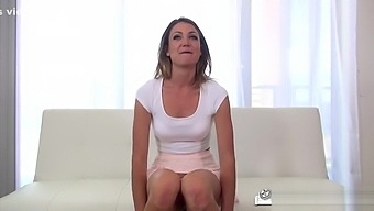 CastingCouch-X - Ariel Winters fuck by agent