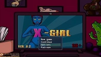 Sinfully Fun Games #5 X-Girls